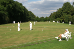 High Summer at Nottingham Croquet Club